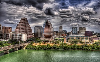 HDR, Building, Cityscape, River, Austin, Austin (Texas) Wallpapers HD / Desktop and Mobile ...