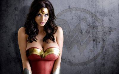 Wonder Woman, Alice Goodwin, Cosplay, Photo Manipulation Wallpapers HD / Desktop and Mobile ...