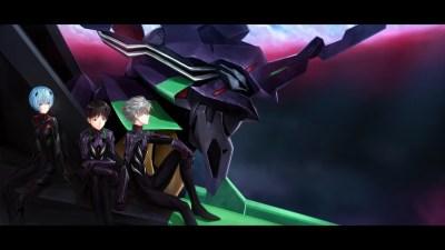 EVA Unit 01, Kaworu Nagisa, Ikari Shinji, Ayanami Rei, Neon Genesis Evangelion, Anime Wallpapers ...