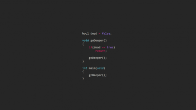 code, Computer, Syntax Highlighting, Inception, Programming, Programming Language, C ...