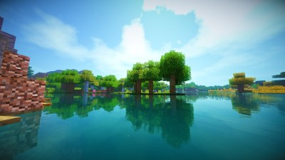 Minecraft, Shaders Wallpapers HD / Desktop and Mobile Backgrounds
