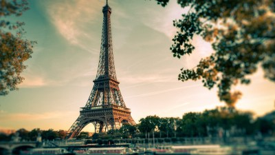 Eiffel Tower, Clouds, Paris Wallpapers HD / Desktop and Mobile Backgrounds