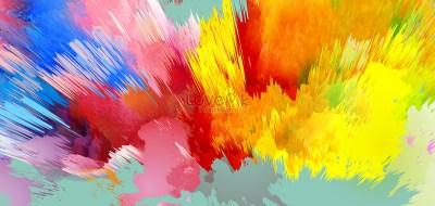 Color splashing background backgrounds image_picture free download 400084573_lovepik.com