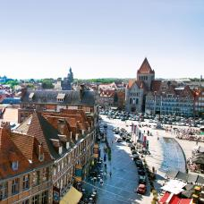 Belgian Tourist Office Wallonia   Wallonia Belgium Tourism The Hi Belgium Pass Brussels Airlines  go to Tournai from 149    pp