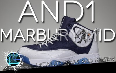 AND1 Coney Island Classic | Detailed Look and Review - WearTesters