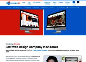 Global Lifestyle Lanka Website at Website Informer