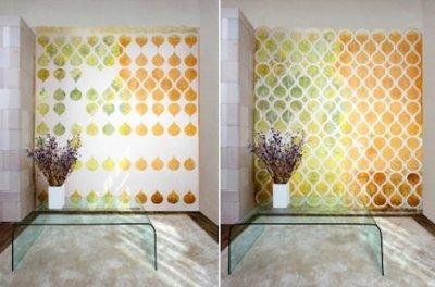 Wild Wallpaper: Interactive Decor You Can Rip & Color | Urbanist