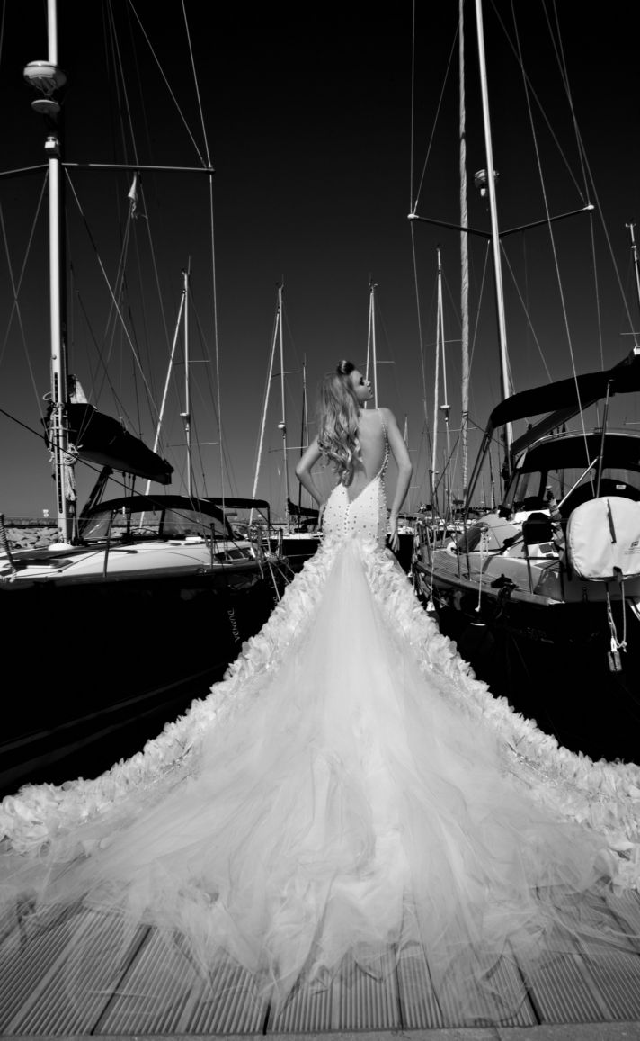 saint tropez calling spectacular dresses by galia lahav galia lahav wedding dresses Wedding Dress Galia Lahav Bridal Pearl