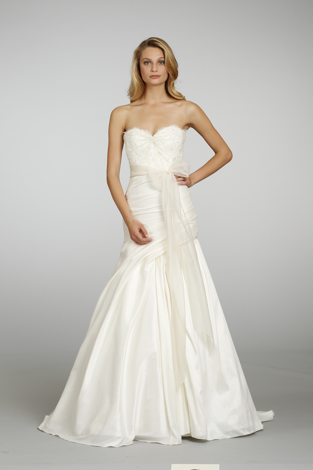 spring wedding dress hayley paige bridal gowns hayley paige wedding dress Spring Wedding Dress Hayley Paige bridal gowns