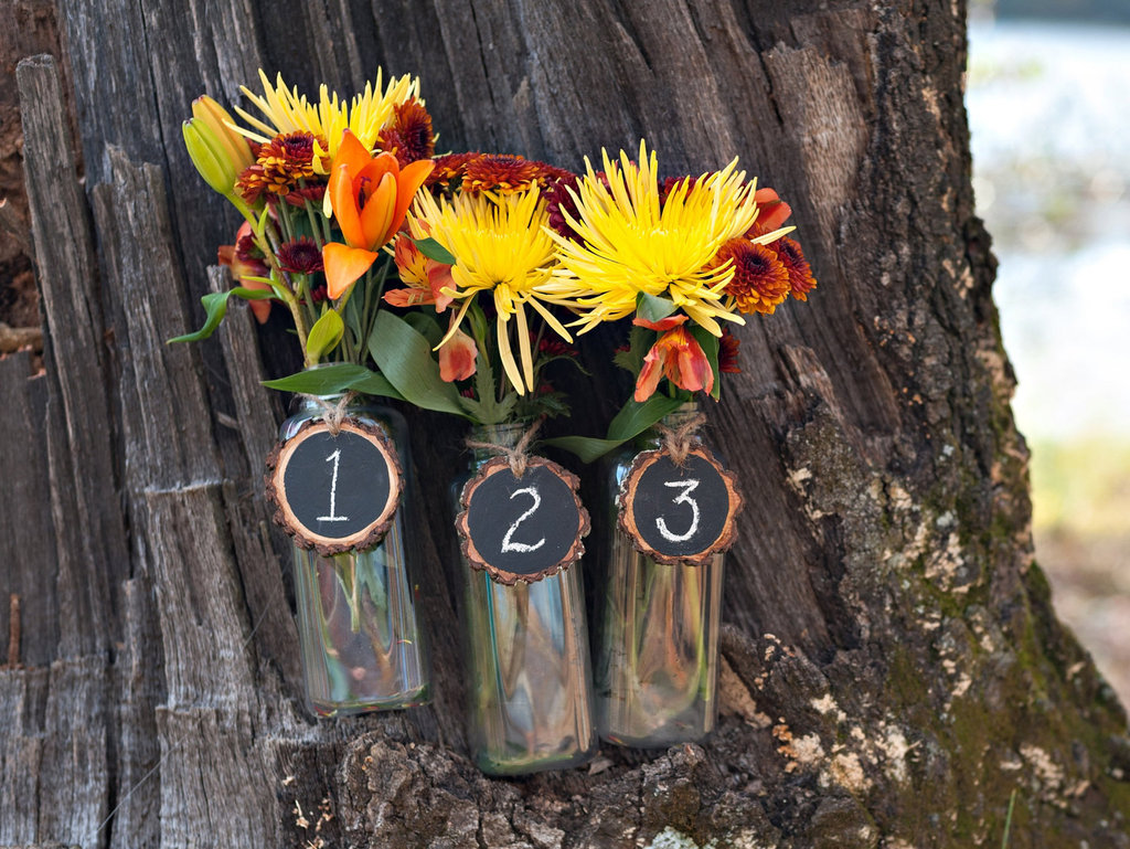 rustic wedding ideas woodland weddings by etsy centerpieces rustic wedding centerpieces Rustic Wedding Ideas Woodland Weddings by Etsy centerpieces
