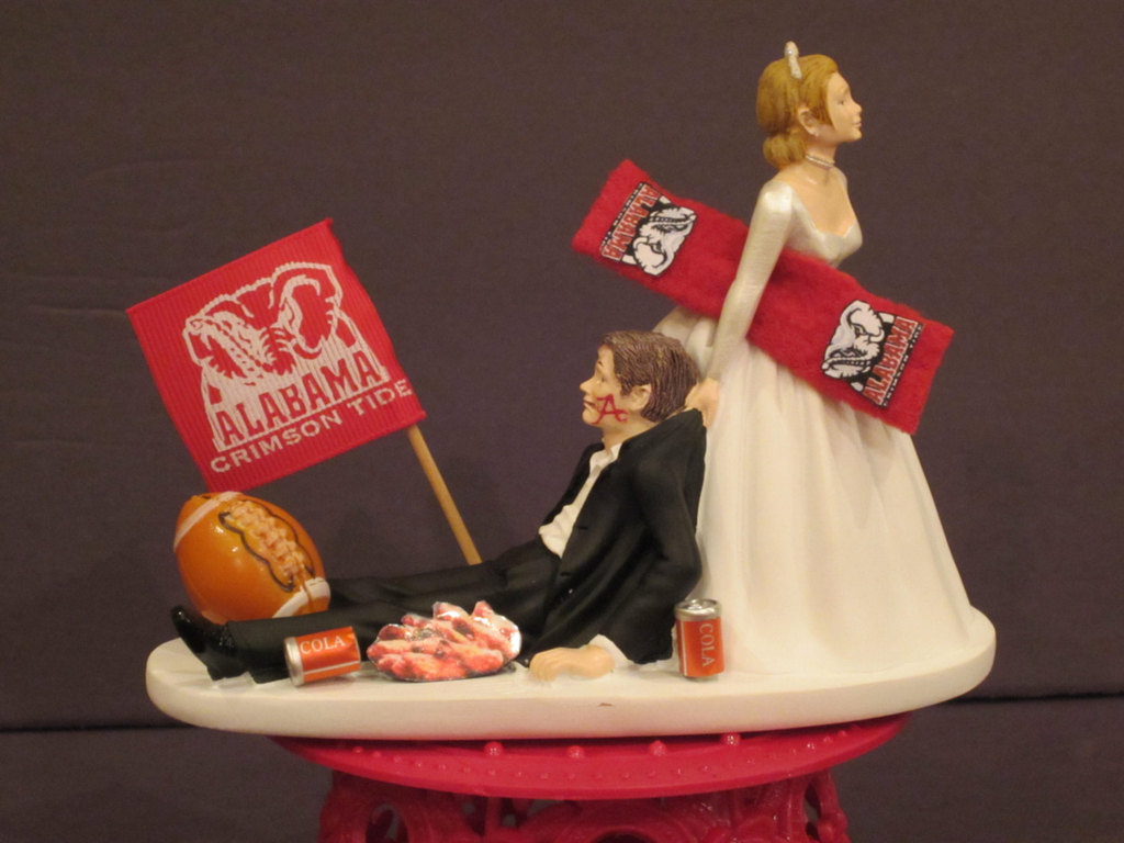 funny wedding cake topper march madness wedding cake toppers funny Funny wedding cake topper basketball obsessed groom