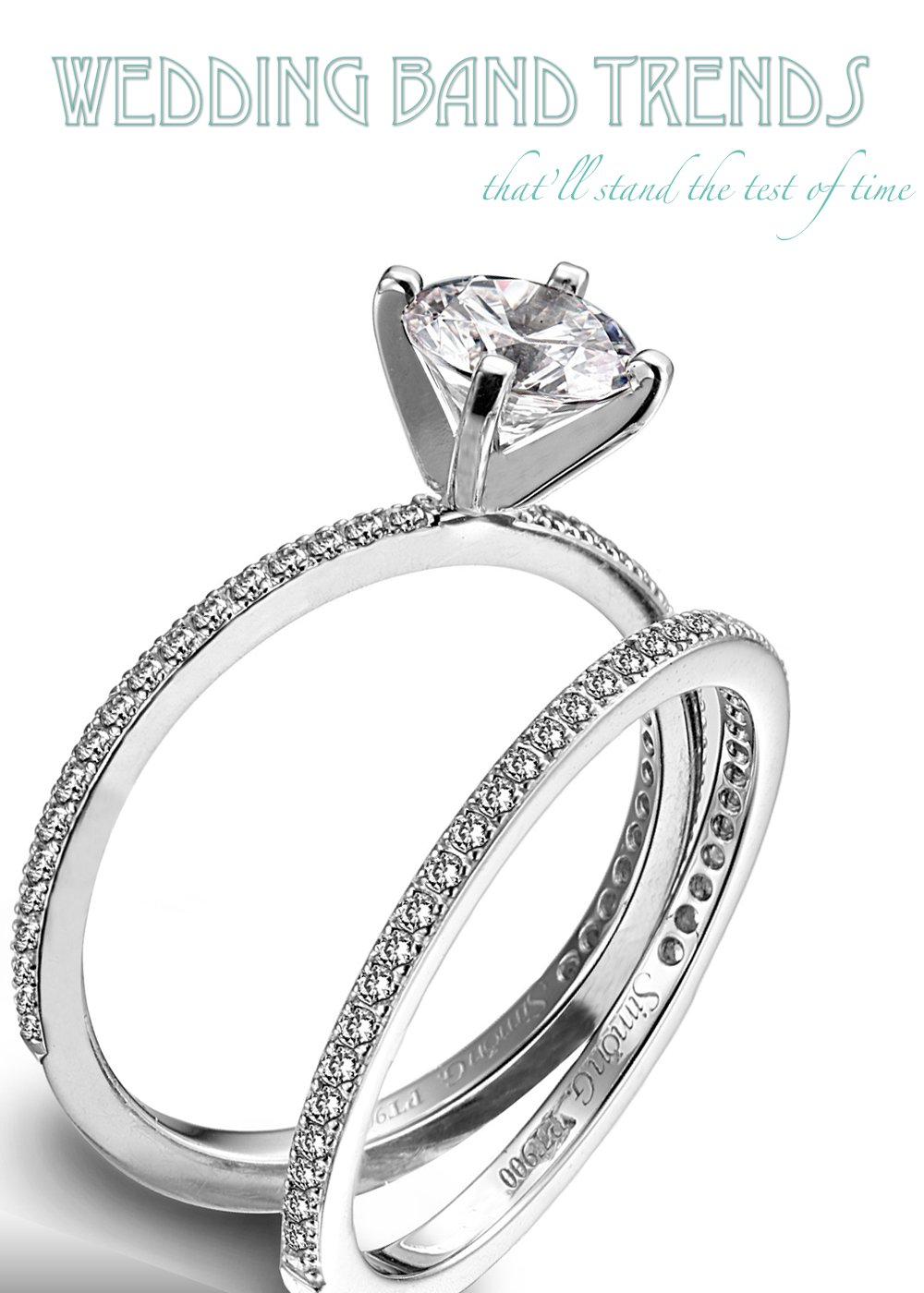 wedding rings and band wedding ring and band Wedding rings and band Top Three Wedding Trends For Platinum Wedding Bands And Engagement