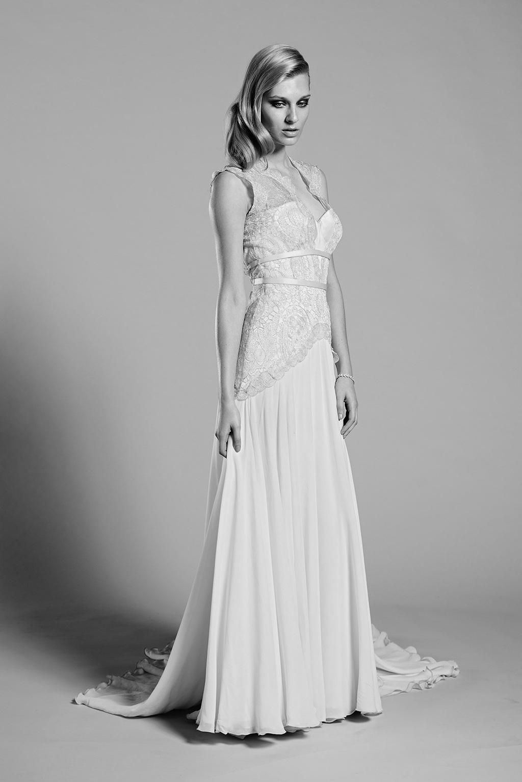 lilac wedding dress by mariana hardwick bridal lilac wedding dress Lilac wedding dress by Mariana Hardwick bridal