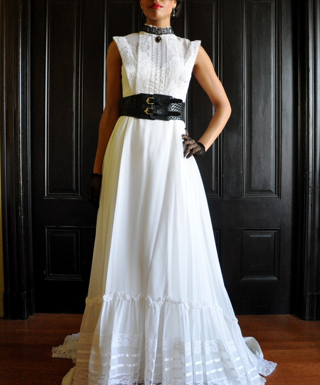 offbeat wedding style steampunk wedding dress steampunk wedding dresses