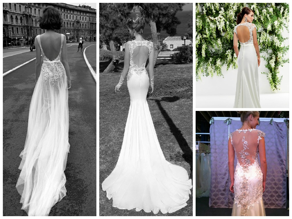 bridal style is bringing sexy back backless wedding dresses backless wedding dresses sexy backless wedding dresses