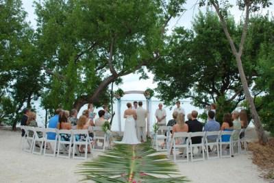 Islamorada, FL, USA -- Beach wedding - Wedding Mapper
