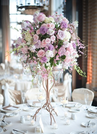 Wedding Centerpiece Ideas With Candles Archives - Weddings ...