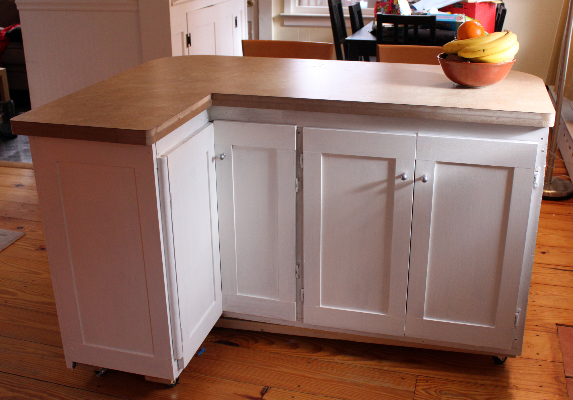weeknd project low budget kitchen renovation budget kitchen remodel 3 Rolling Kitchen