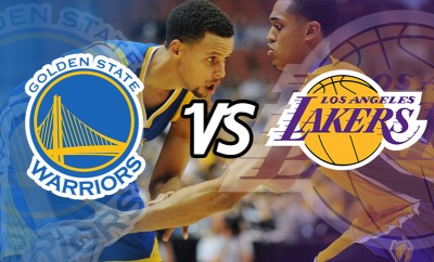 Enjoy the excitement of the NBA as the Los Angeles Lakers host the Golden State Warriors at T ...
