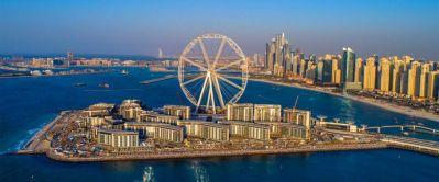 The Ain Dubai observation wheel has come full circle