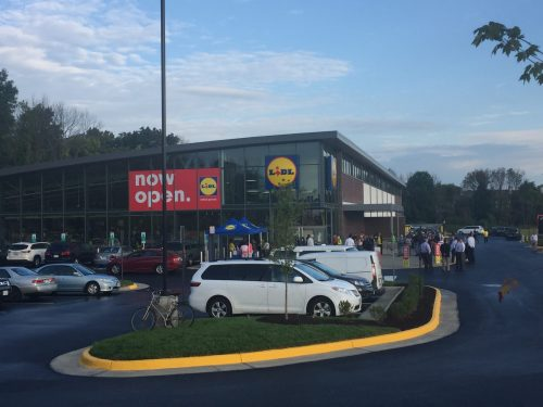 Lidl opening new location across from Tackett s Mill  Jan  11 Lidl opening new store across from Tackett s Mill  Jan  11