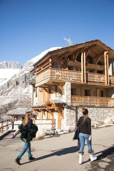 Living the Val D'Isere Ski Dream, The French Alps - Where ...