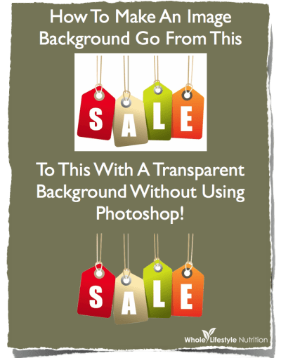 How To Make An Image Background Transparent Without Using ...