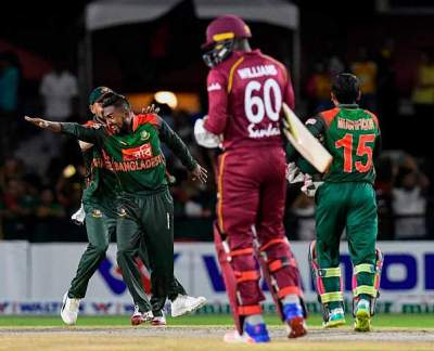 Bangladesh vs West Indies Live Cricket Streaming ODI - Wicket TV