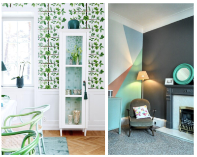 Wallpaper vs. Paint: Which Is Better For You? | WMA Property