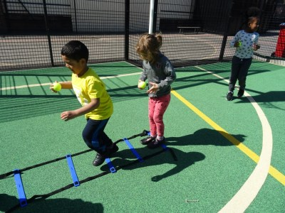 Healthy Lifestyle at Tyssen Primary School – WO Sports