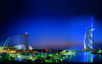 Dubai - The Fantastic City - The Wondrous Pics