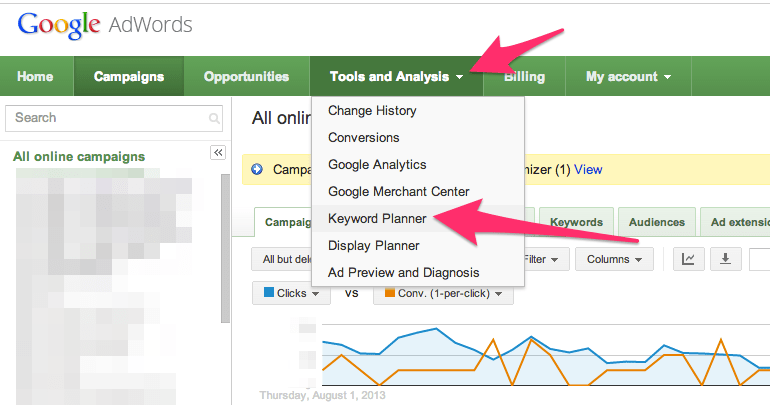 The 8 Best Keyword Research Tools (Almost All Free!) | WordStream
