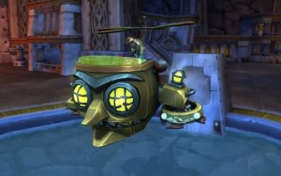Mecha-Mogul Mk2 - Item - World of Warcraft
