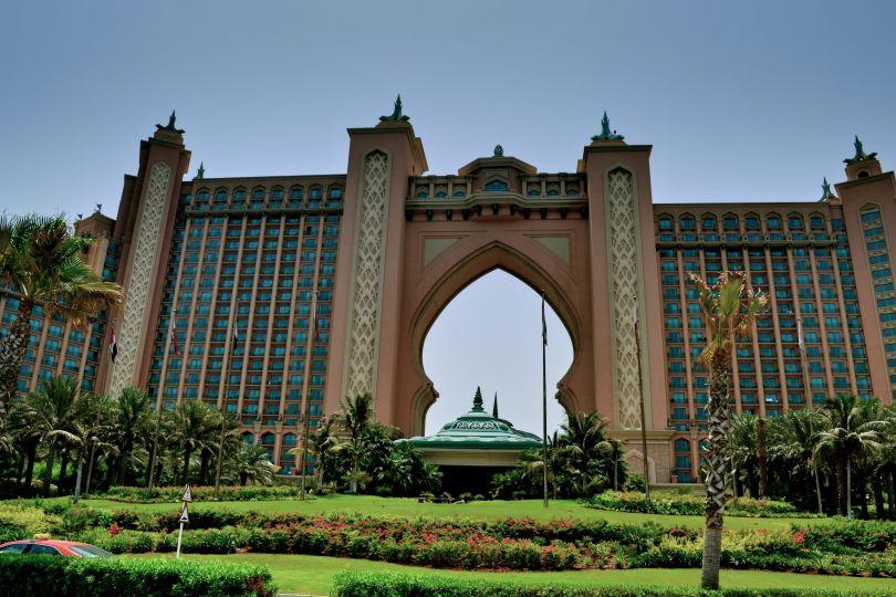 The Palm Atlantis (Dubai, UAE) | zoom+focus=photography.