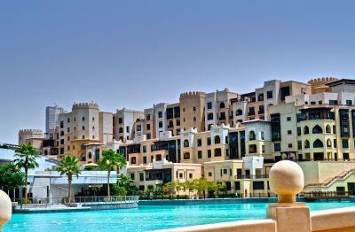 Souk Al Bahar (Dubai, UAE) | zoom+focus=photography.