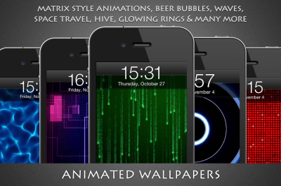 Bring Your Lock Screen To Life With Live Wallpapers - Plus, We Have Promo Codes!