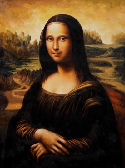 Mona Lisa Still Smiling: Most Talked About Oil Painting Of The Decade