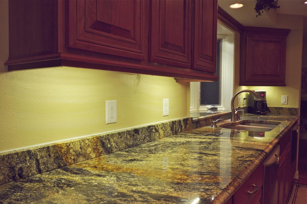 prweb under kitchen cabinet lights DEKOR LED Under Cabinet Lights make task areas more functional