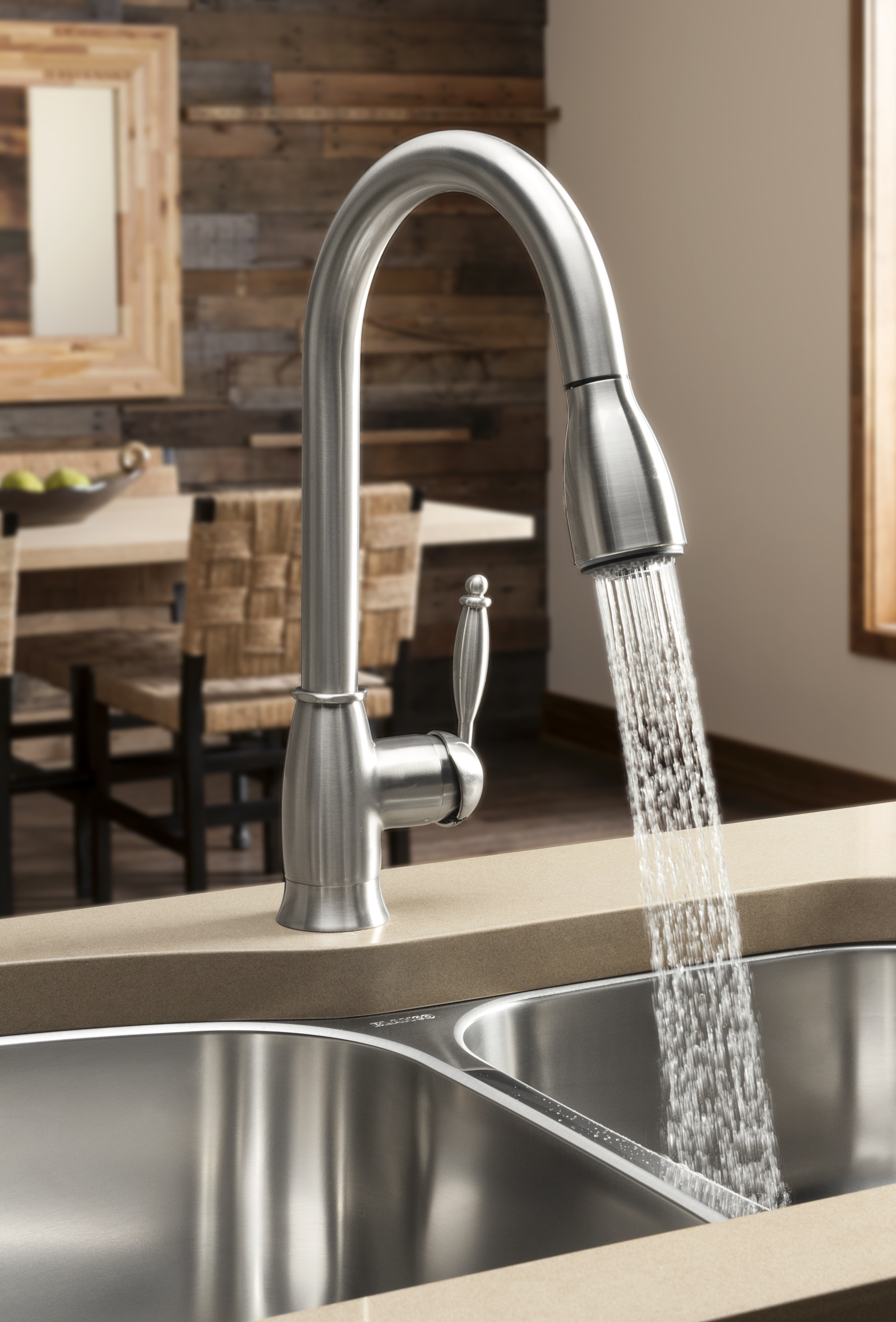 prweb faucet kitchen BLANCO s new kitchen faucet collection features the GRACE II