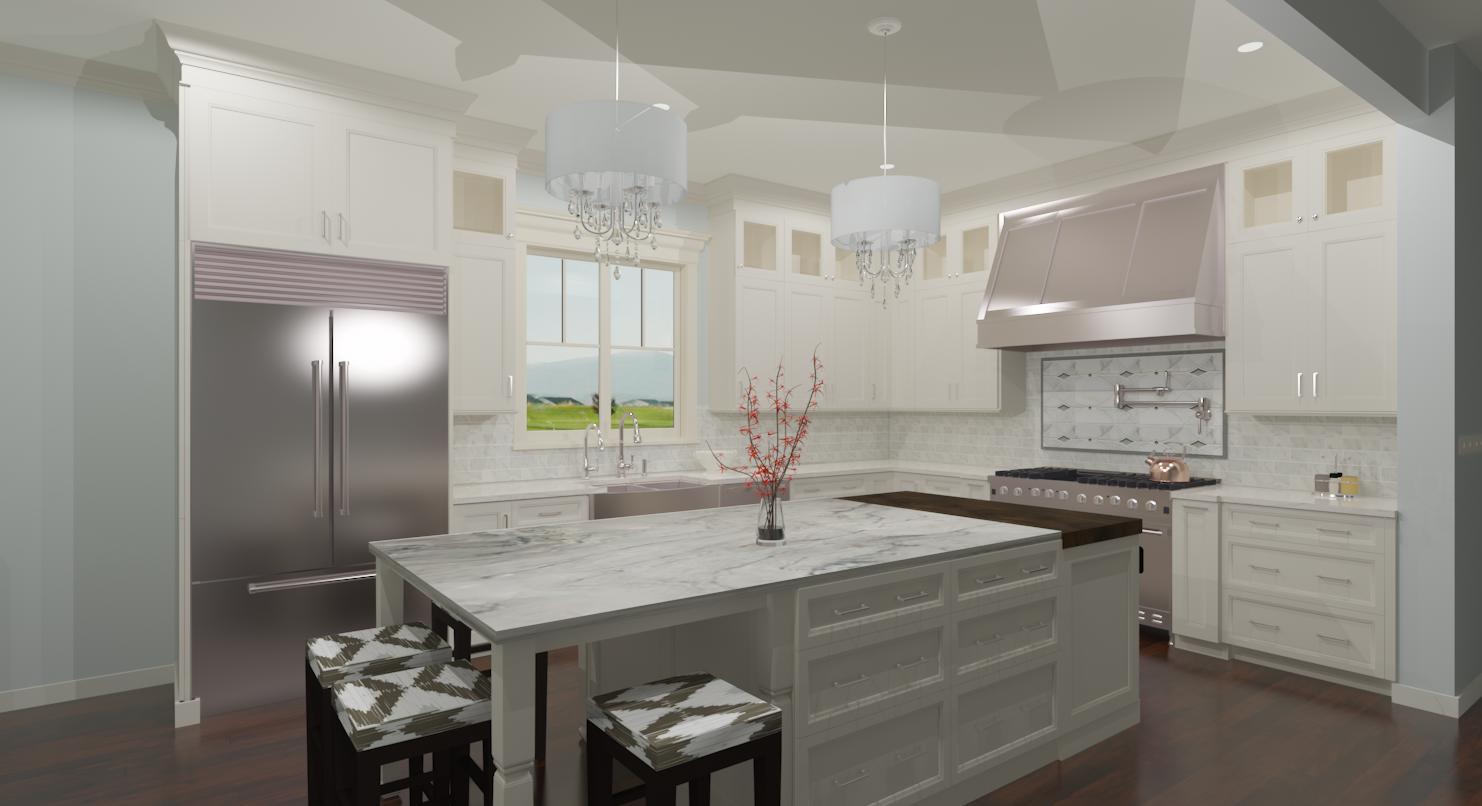 prweb kitchen and bath design Luxury kitchen design by Linda Larisch CMKBD of Drury Design