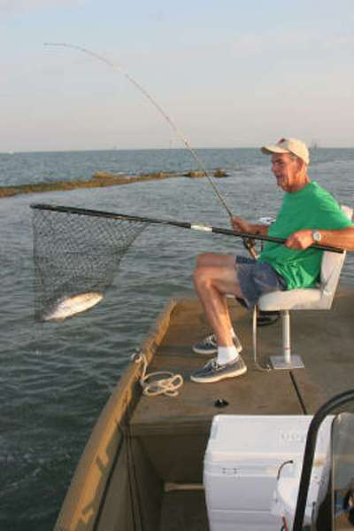 Summer offers most consistent time for speckled trout - Houston Chronicle