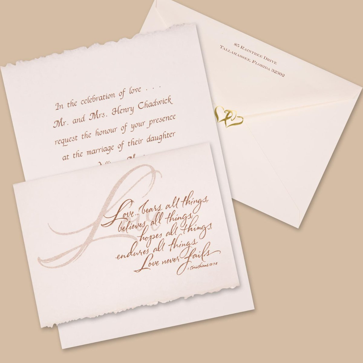 christian wedding invitation wordings for friends spanish wedding invitations just believe wedding invitations a french fold of white deckle edge