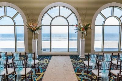 Sheraton Virginia Beach Oceanfront Hotel, Wedding Ceremony ...