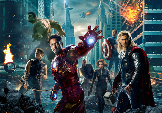 The Avengers   Christianity Today The Avengers
