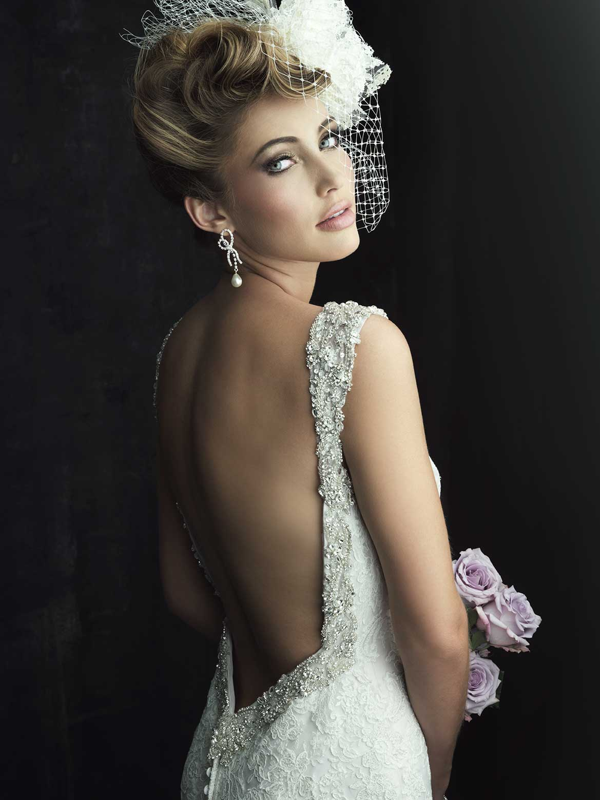 allure couture c low back wedding dresses Allure Couture C posted 3 years ago in Wedding Dress