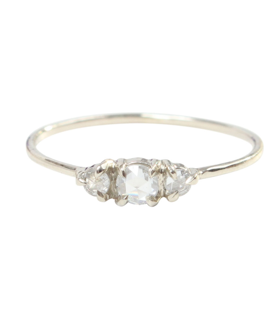 what do you think of simple dainty tiny engagement rings tiny wedding ring Tagged dainty engagement ring