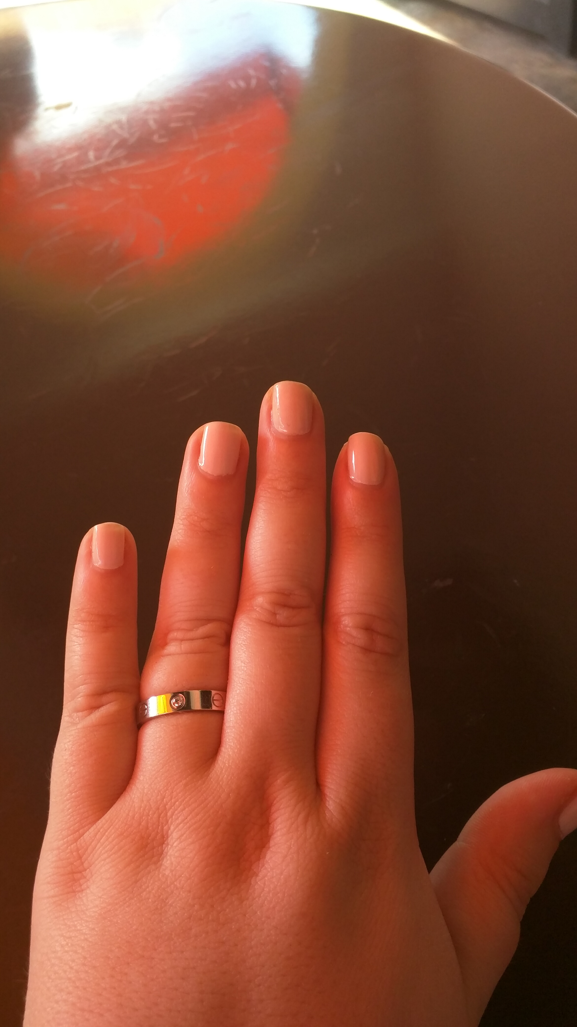 show me you cartier love ring as a wedding band cartier wedding rings Post 2