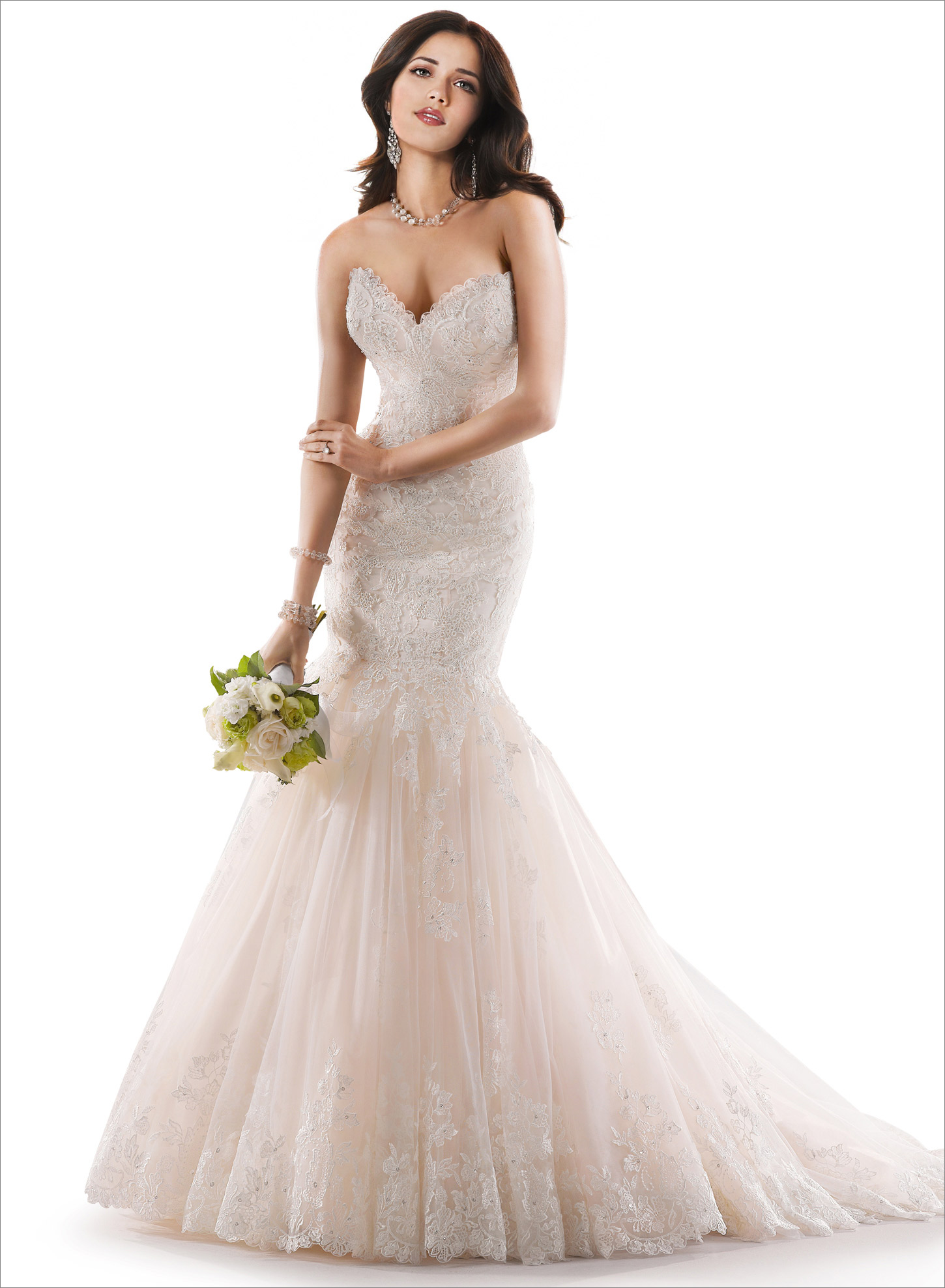 blush colored wedding dress blush colored wedding dress Blush colored wedding dress
