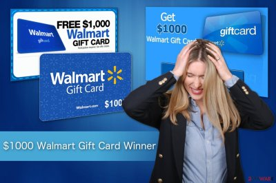 """Remove """"$1000 Walmart Gift Card Winner"""" ads (Removal Guide) - updated Jan 2019"""