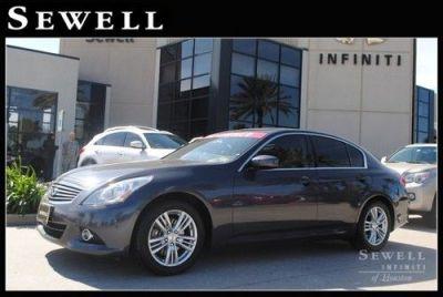 Buy new 2013 Infiniti G37 Sedan at Sewell Infiniti in Houston, Texas, United States, for US ...